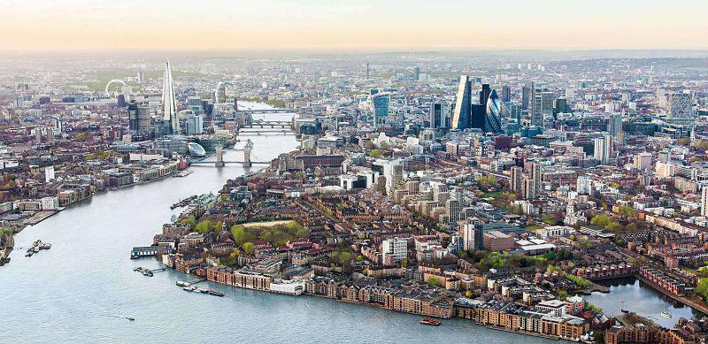 Offshore firms own 40.000 properties in London