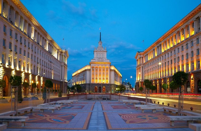 Sofia is the lowest tax capital in Europe.