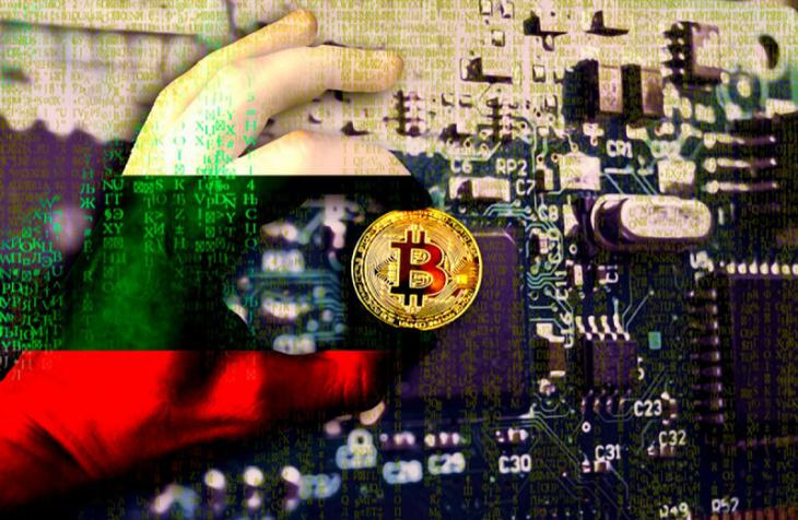 Huge amount of crypto in Bulgaria.