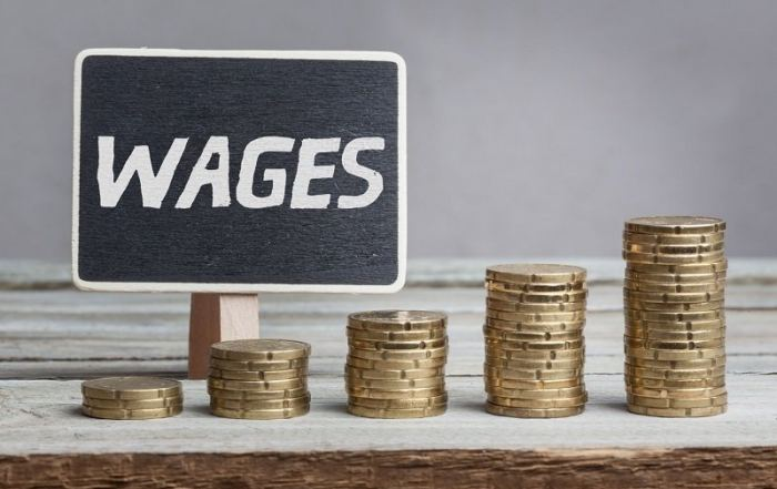 Bulgaria has low wages