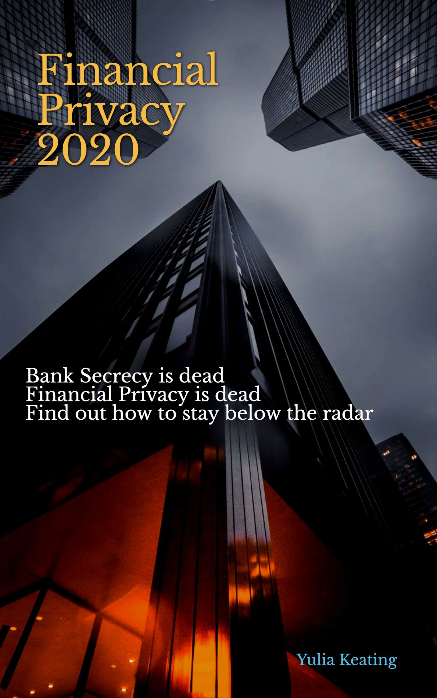 Financial privacy 2020 Book Review